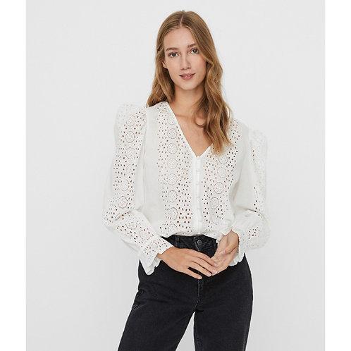 Vero Moda - Embroidered Blouse