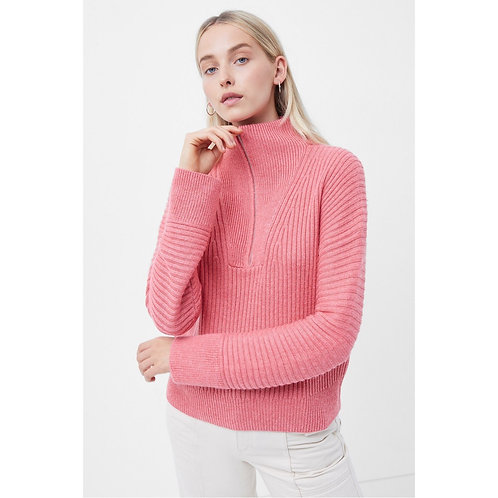 French Connection - Half zip jumper
