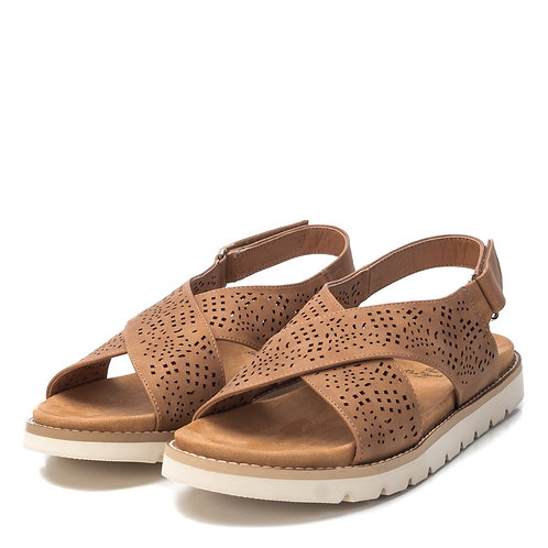 XTI - Crossover strap sandal
