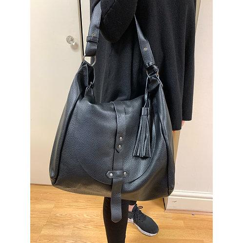 Buckle flap bag