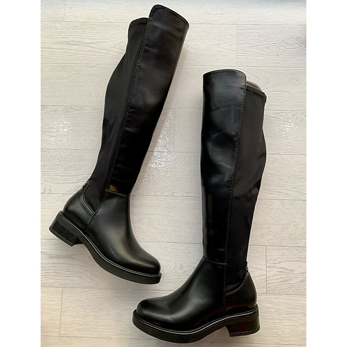 Xti - Black knee boot