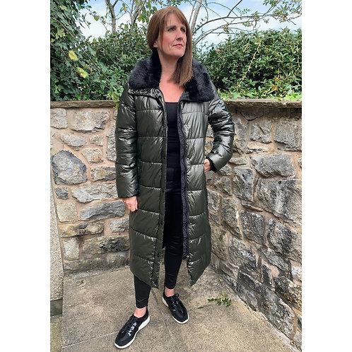 Rino & Pelle - Longer quilted coat