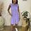 Thumbnail: Ruched strap dress