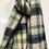Thumbnail: Checked chunky scarf