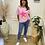 Thumbnail: Neon star t.shirt sweater