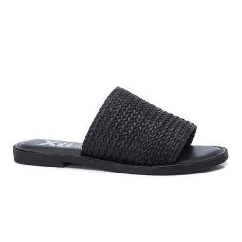 XTI - Weave slip on sandal