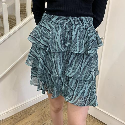 Zebra rara skirt