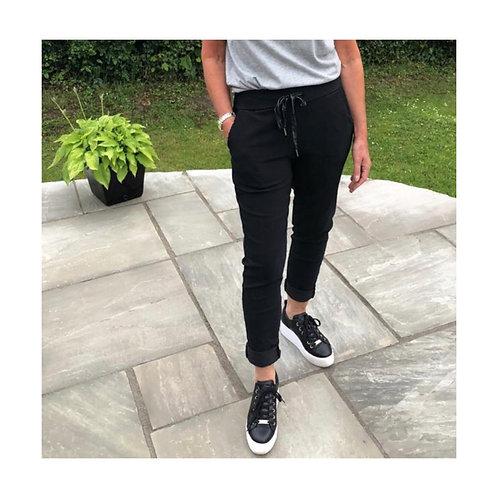 Magic pants - Stretch elasticated trousers