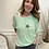 Thumbnail: Double star knit top