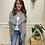 Thumbnail: Drape linen jackets
