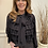 Thumbnail: Malissa j - Frill front sheer blouse