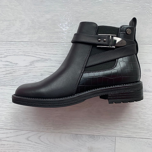 XTI - Buckle detail boot