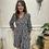 Thumbnail: Vero Moda - Floral prairie dress