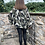 Thumbnail: Malissa J - Hi neck camouflage top