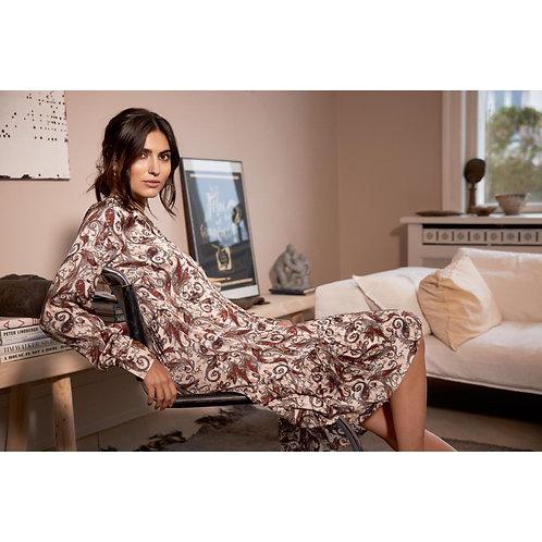 Soya Concept - Paisley print prairie dress