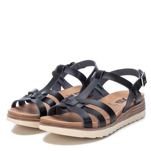 XTI - T bar low wedge sandal