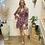 Thumbnail: Paisley print frill dress