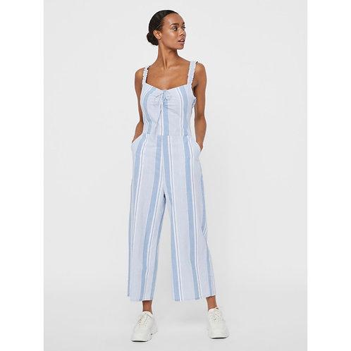 Vero Moda - Stripe Culotte Jumpsuit