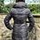 Thumbnail: Rino & Pelle - Belted snake print coat