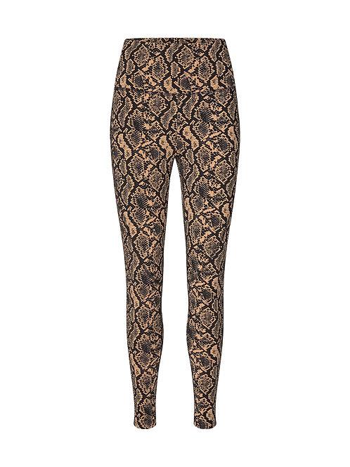 Soya Concept - PABLO 5 - Snake print leggings
