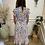 Thumbnail: Floral wrap dress