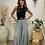 Thumbnail: Wide leg full length trousers