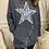 Thumbnail: Star zip sweatshirt