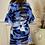 Thumbnail: Malissa J - Printed floaty dress