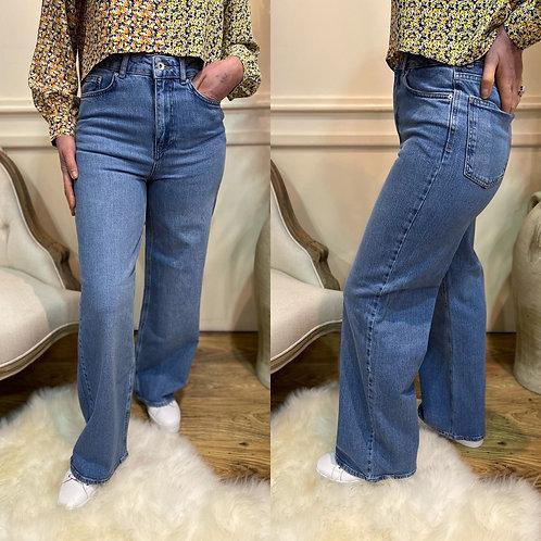 Vero Moda - Wide leg jeans