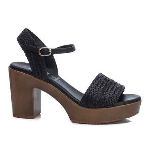 XTI - Woven  heeled sandals