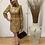 Thumbnail: Vero Moda pleather button thru dress