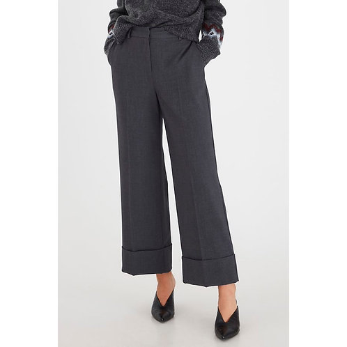 B.Young - Cuff bottom trousers