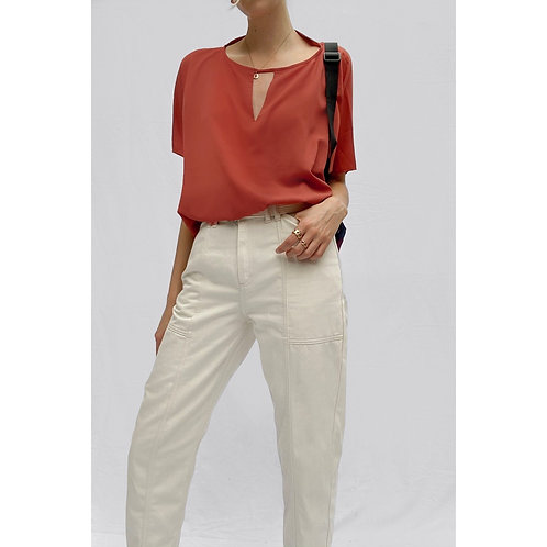 French Connection - Oversized Boxy fit top