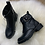 Thumbnail: Stud and Buckle detail ankle boot