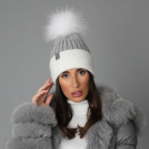 Luxy London - HARLEY Pom Pom hat