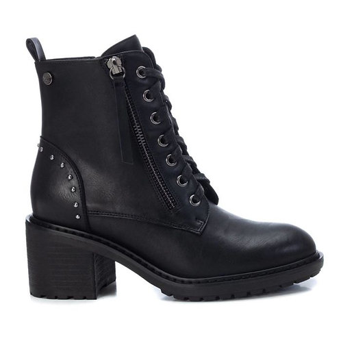 XTI - Lace up heeled boot