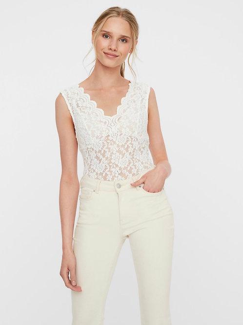 Vero Moda - Lace bodysuit