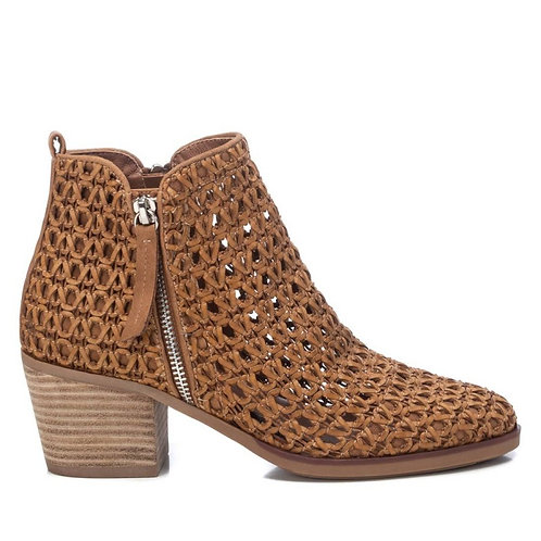 XTI - Woven  ankle boot
