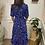 Thumbnail: Printed wrap dress