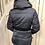 Thumbnail: Rino & Pelle - Dark Grey belted padded coat