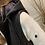 Thumbnail: Black faux leather gilet
