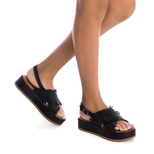 Carmela - Black flatforms
