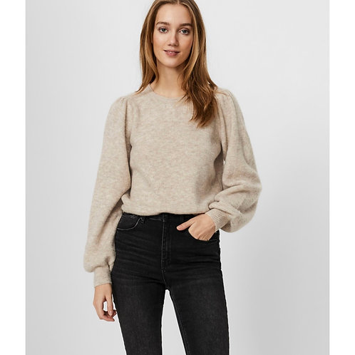 Vero Moda - Puff sleeve knitted jumper