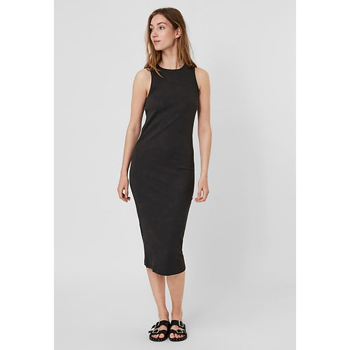Vero Moda - Ribbed fitted dress