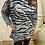 Thumbnail: Zebra print sweater