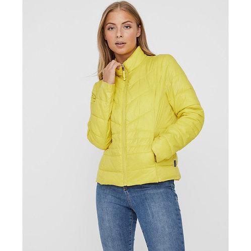 Vero Moda - Puffa jacket - Lime
