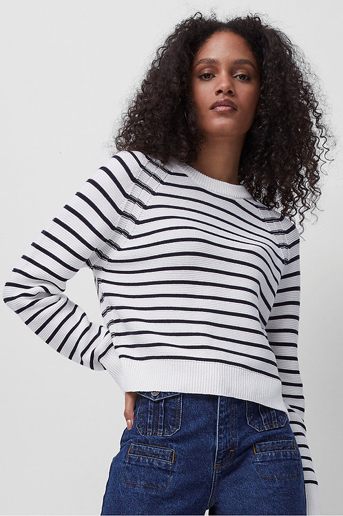 French Connection - LILLIE MOZART STRIPE JUMPER