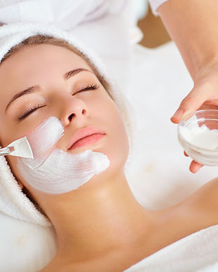 organic facial treatment near me