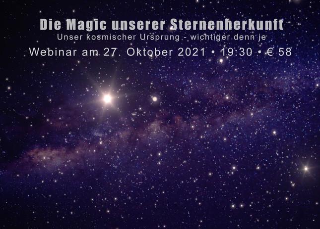 Die Magic der Sternenherkunft