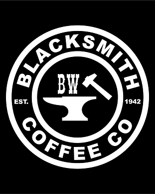 Coffee Co Round White black backgrond.pn